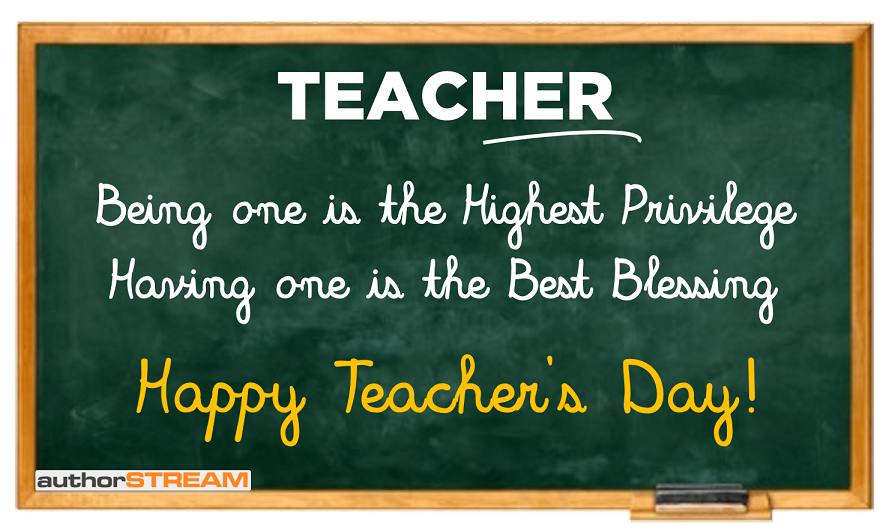 teachers day essay in english in india