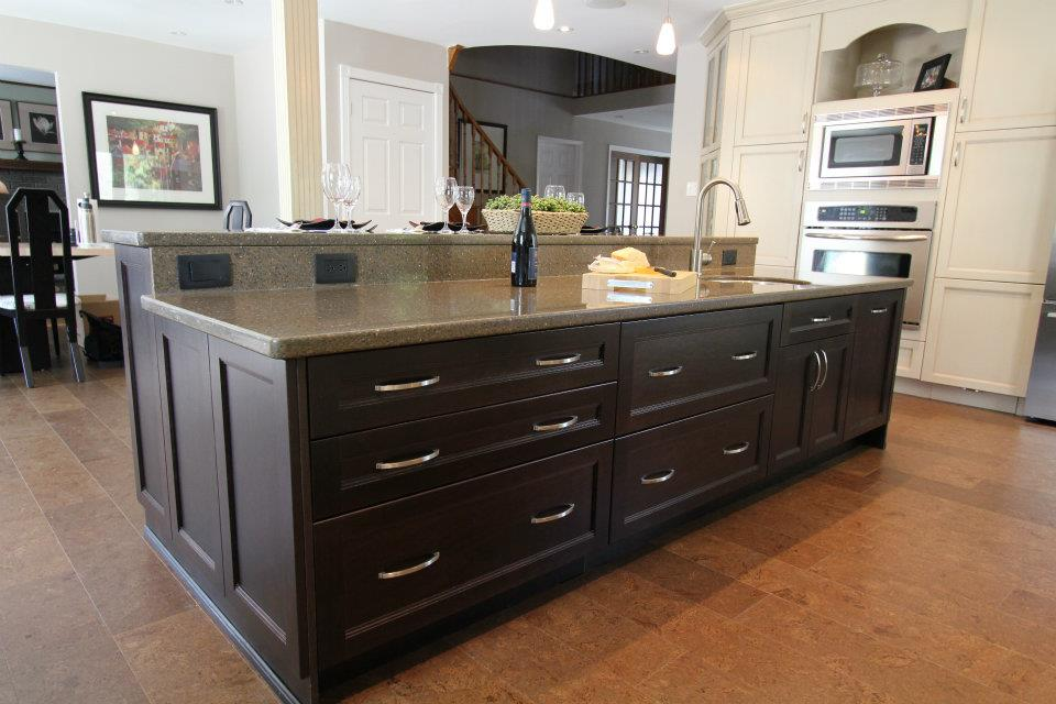 what will you use your kitchen island for monarch