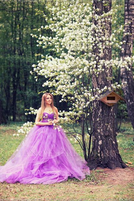 яблоневый сад, цветет вишня фотосессия