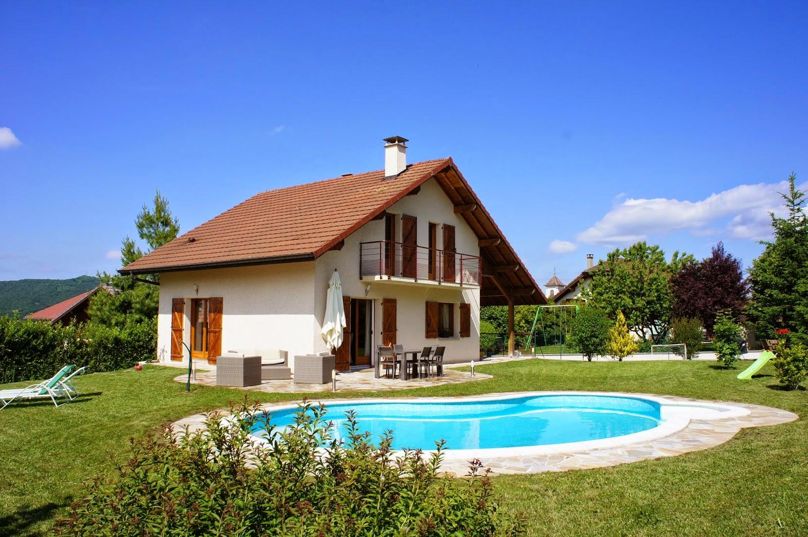 A vendre maison avec studio proche d 39 annecy et gen ve for Annecy maison