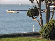View of Aquatic Park, San Francisco