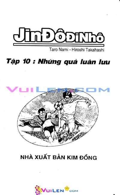 Jindodinho - Đường Dẫn Đến Khung Thành III  Tập 10 page 1 Congtruyen24h