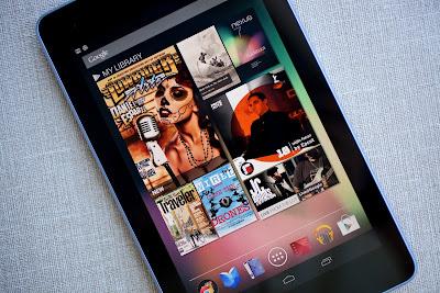 Google Nexus 7 Tablet HD Desktop Wallpaper