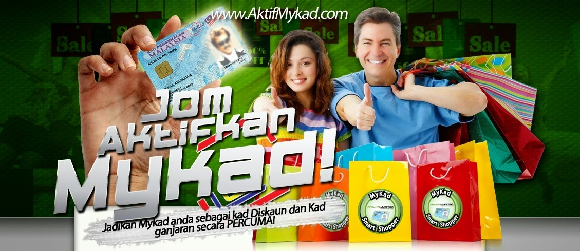 Contest Jom Aktifkan Mykad