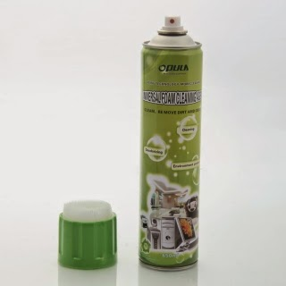 Universal Foam Cleaning Agent Spray
