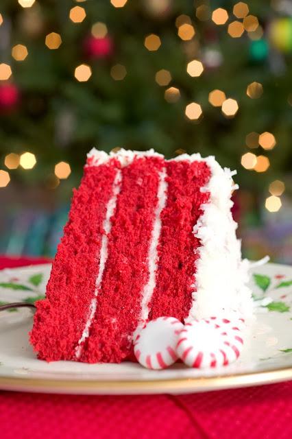 grandmother paula's red velvet cake