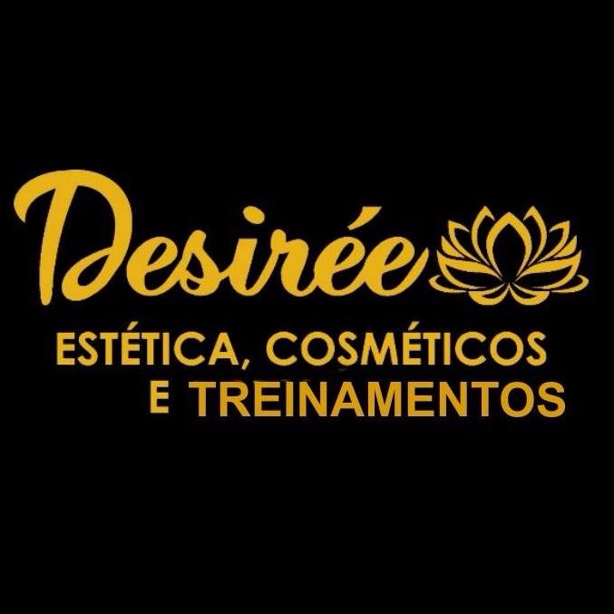 Desirée, estética, cosmeticos e Treinamentos