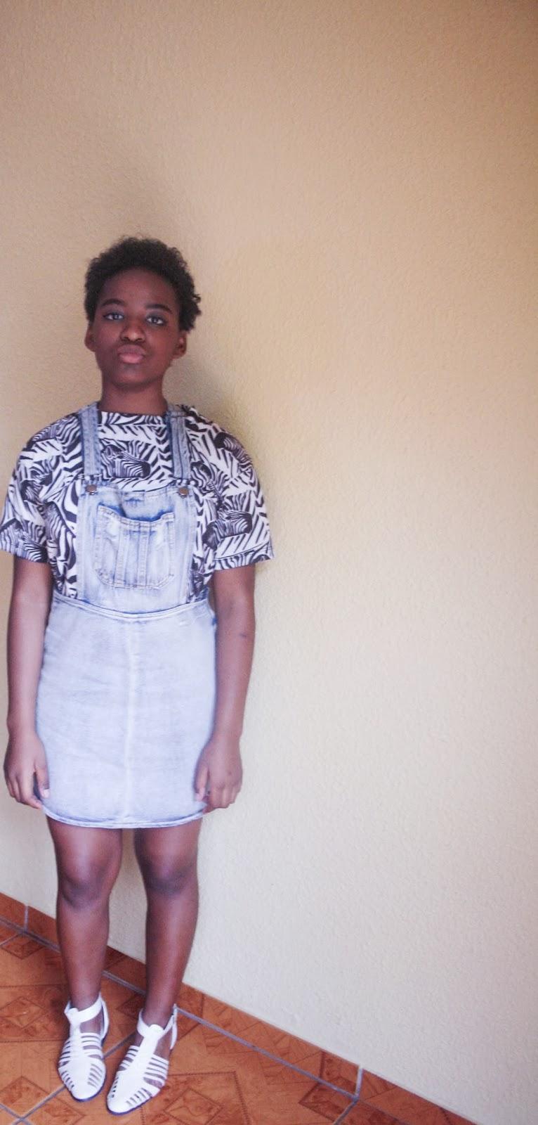 hipster alternative black girl