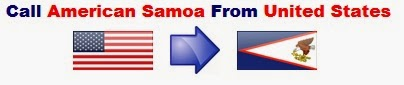 Call American Samoa from the US using Vonage