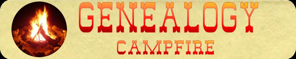 <center>Genealogy Campfire</center>