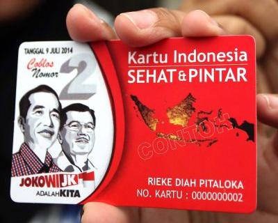 program pendidikan kartu indonesia pintar