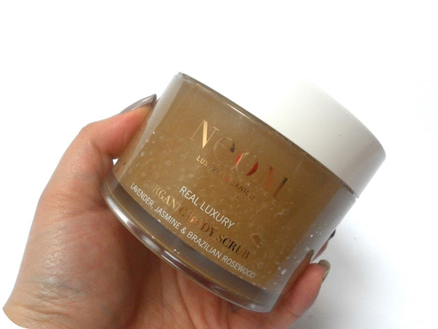 A picture of NEOM Real Luxury Body Scrub