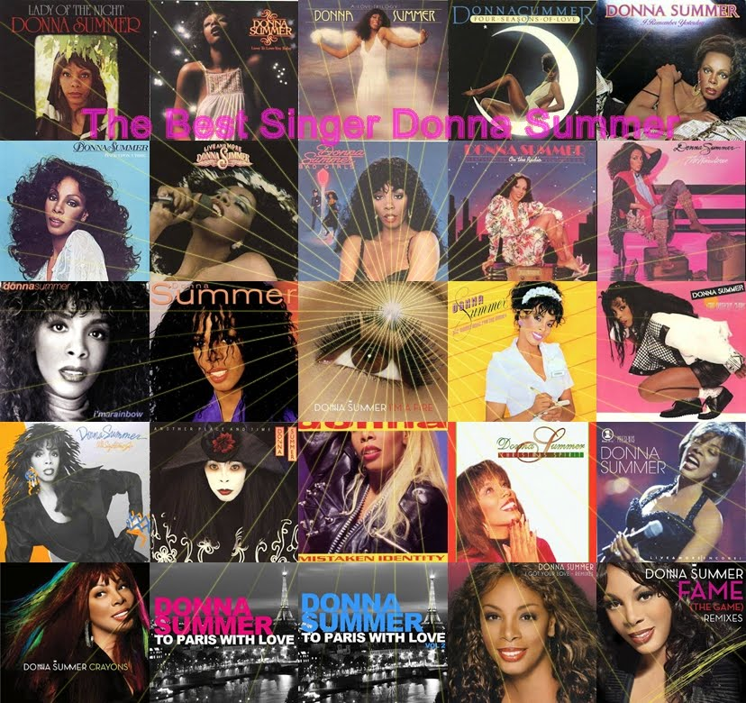 The Best Singer Donna Summer