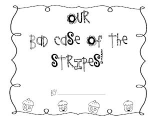 Bad case of stripes printables http firstgradeblueskies blogspot com