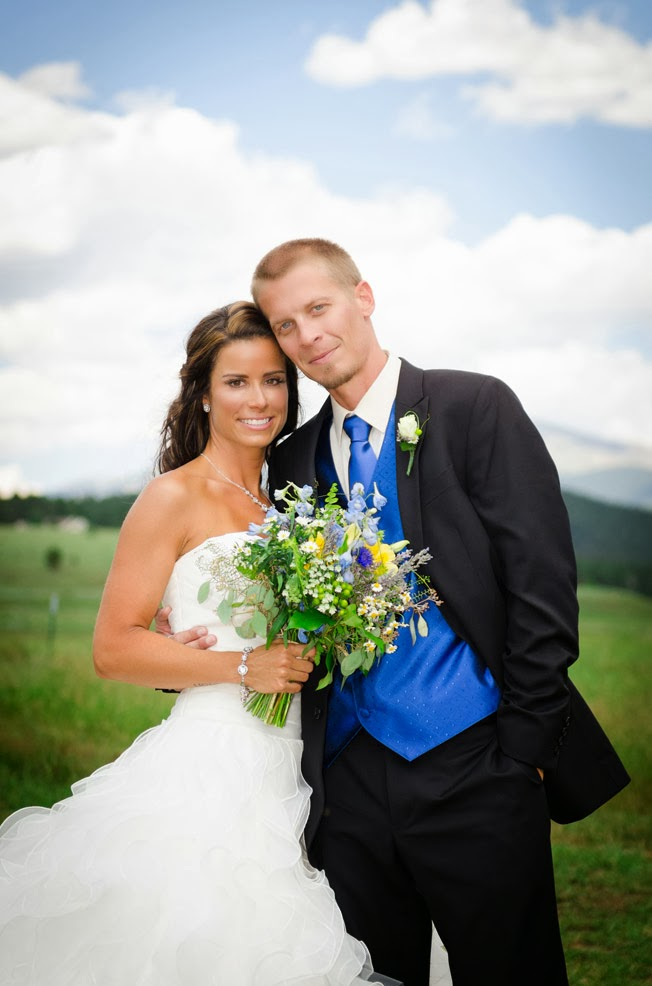 Deer Creel Valley Ranch Wedding Colorado