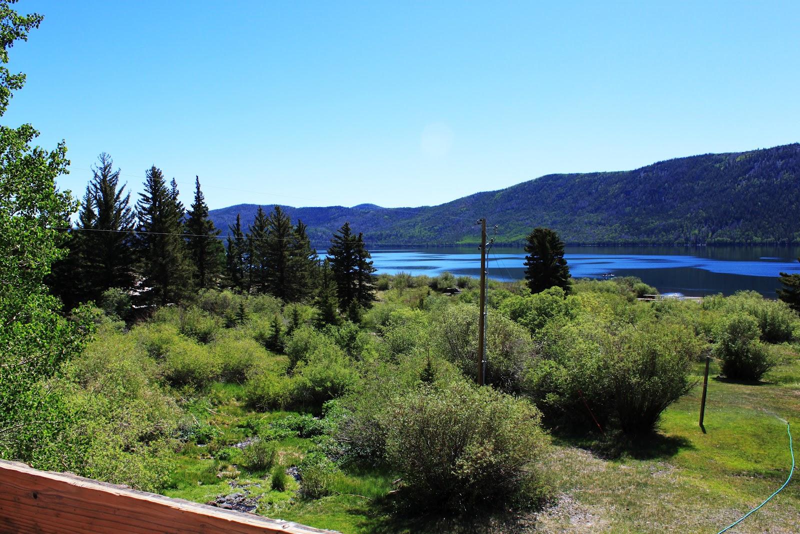 Rental cabins at fish lake utah mackinaw 22 person deluxe for Fish lake utah