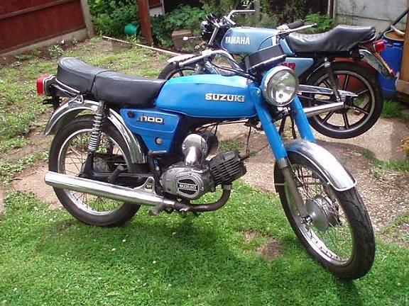 Modifikasi Motor Suzuki A100 Modif Terbaru