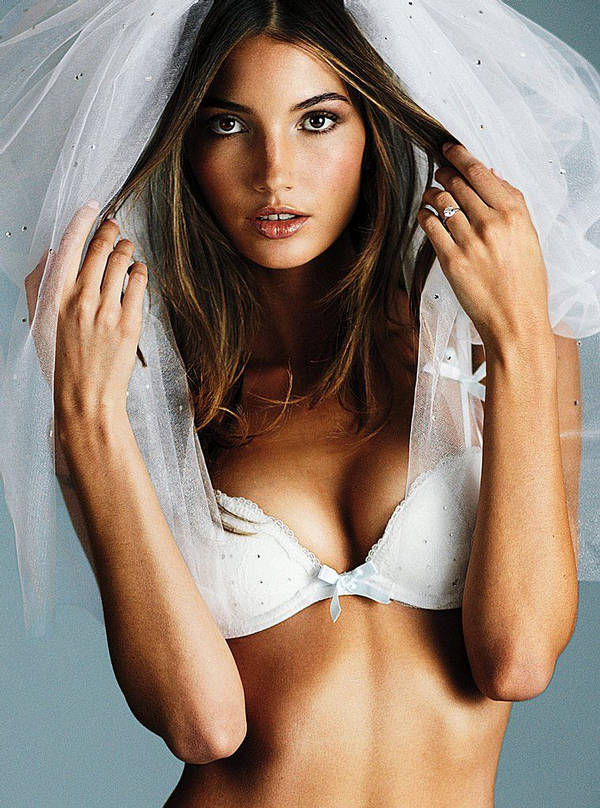Victorias Secret Bridal Lingerie 2011 - My Face Hunter