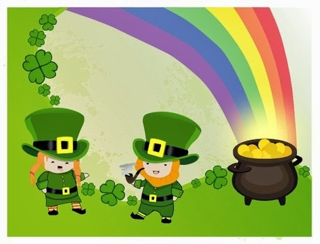 Saint Patrick's Day, Lucky Leprechauns, part 2