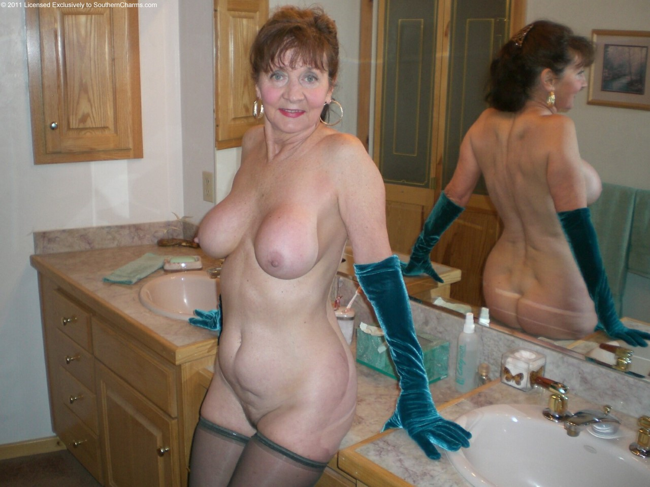 Amateur match mature