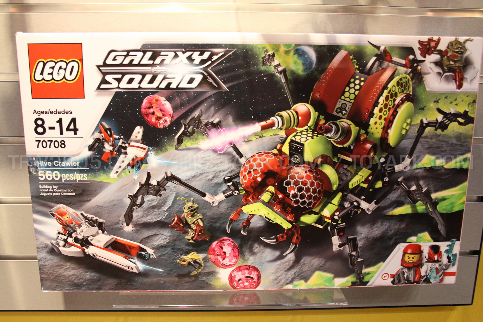 Hundreds of pictures from the New York Toy Fair have been released