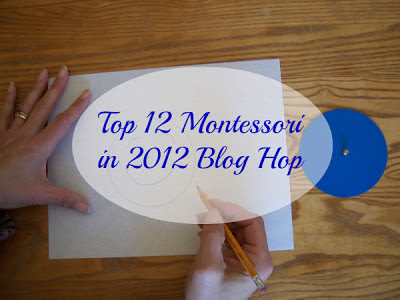 Top 12 Montessori in 2012 and Blog Hop