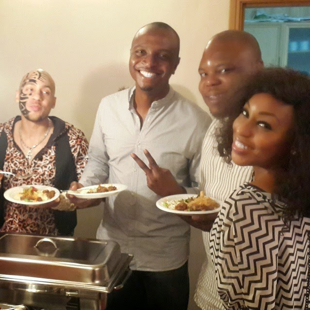 rita dominic christmas party