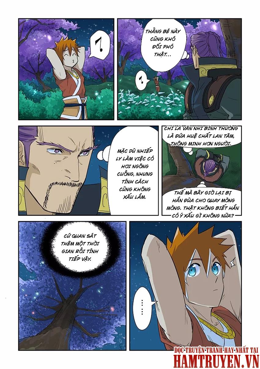 Tales of Demons and Gods chap 124 Trang 10 - Mangak.info