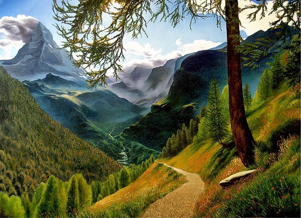 bodegones-y-paisajes