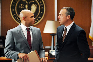 Titus Welliver Chris Butler The Good Wife Avengers
