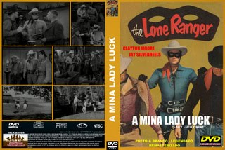 THE LONE RANGER - A MINA LADY LUCK