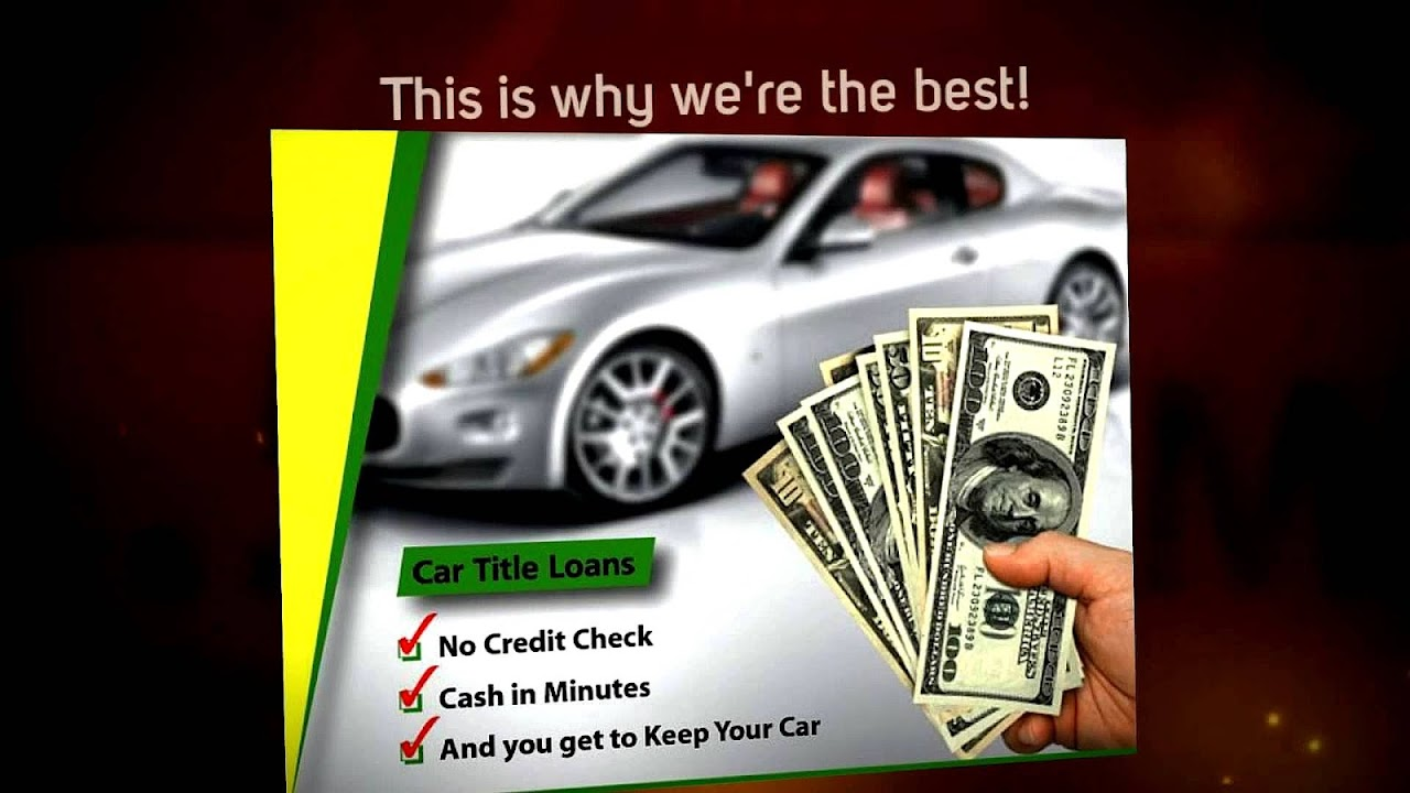 Payday loans in the United States American