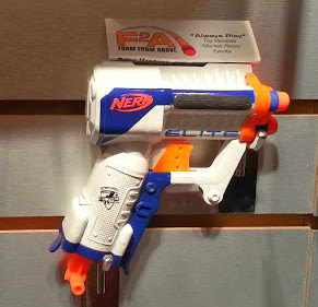 how to make the nerf firestrike more powerful