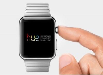 Lampu Pintar Philips Hue Kini Terhubung dengan Apple Watch