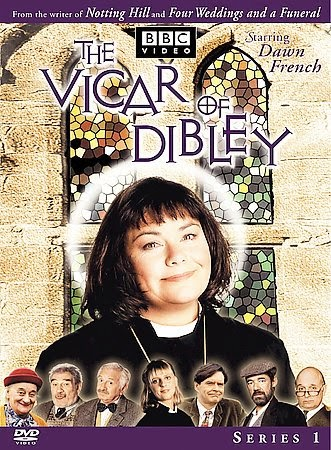 vicar of dibley cover image