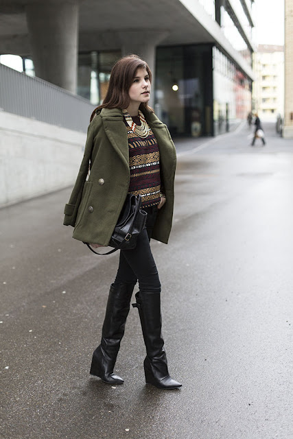 Look Street Style Fashion