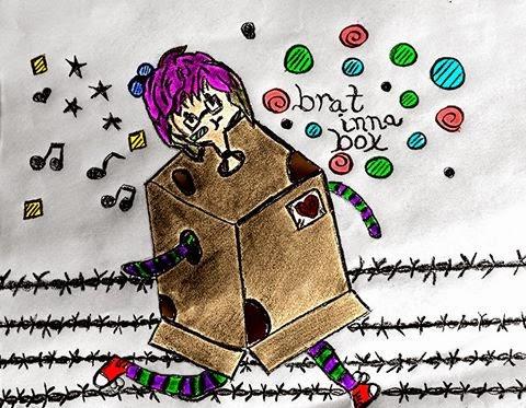 *brat inna box*