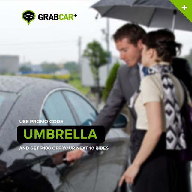 GrabCar/GrabCar Plus promocode for August 2015