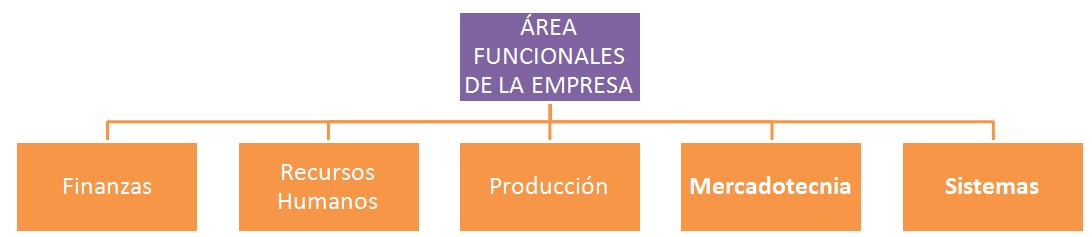 empresa y funciones: