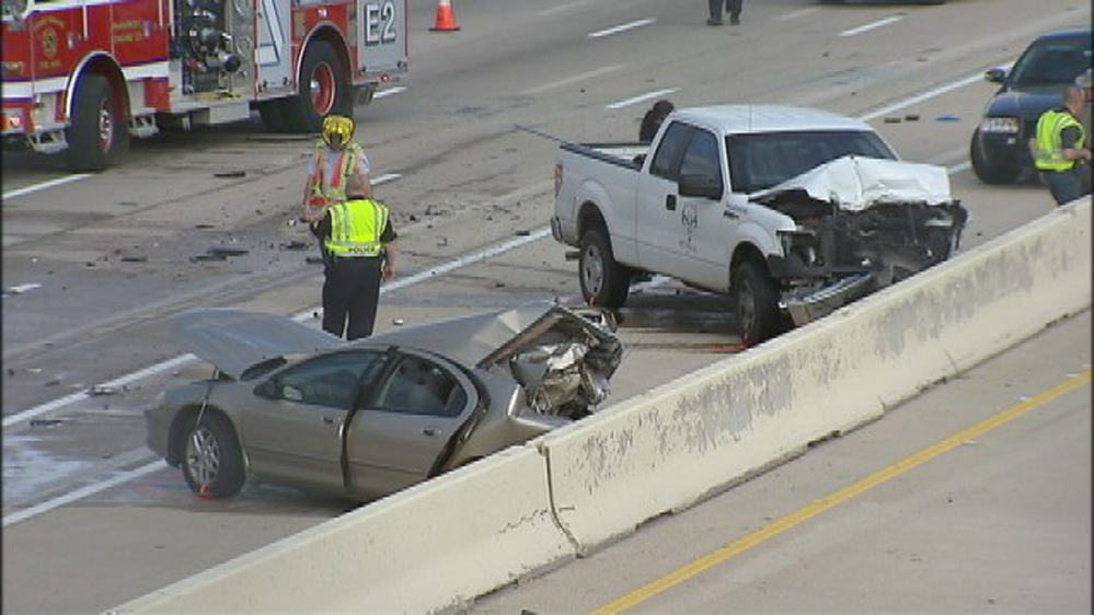 Texas Car Accidents July