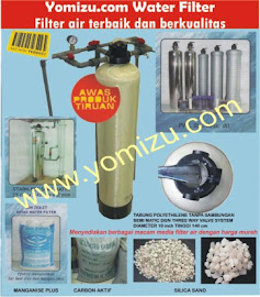 FILTER AIR BERSIH