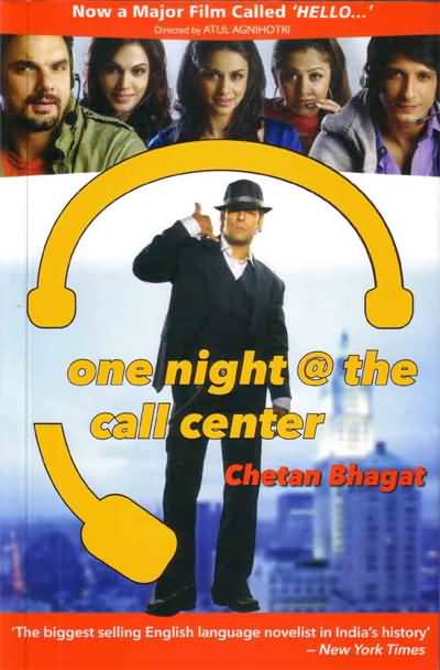 One Night the Call Center By Chetan Bhagat