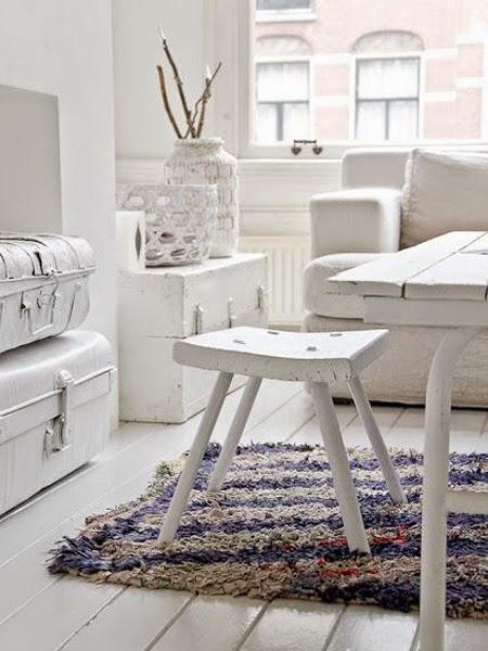 dywany boucherouite na blogu wnętrzarskim