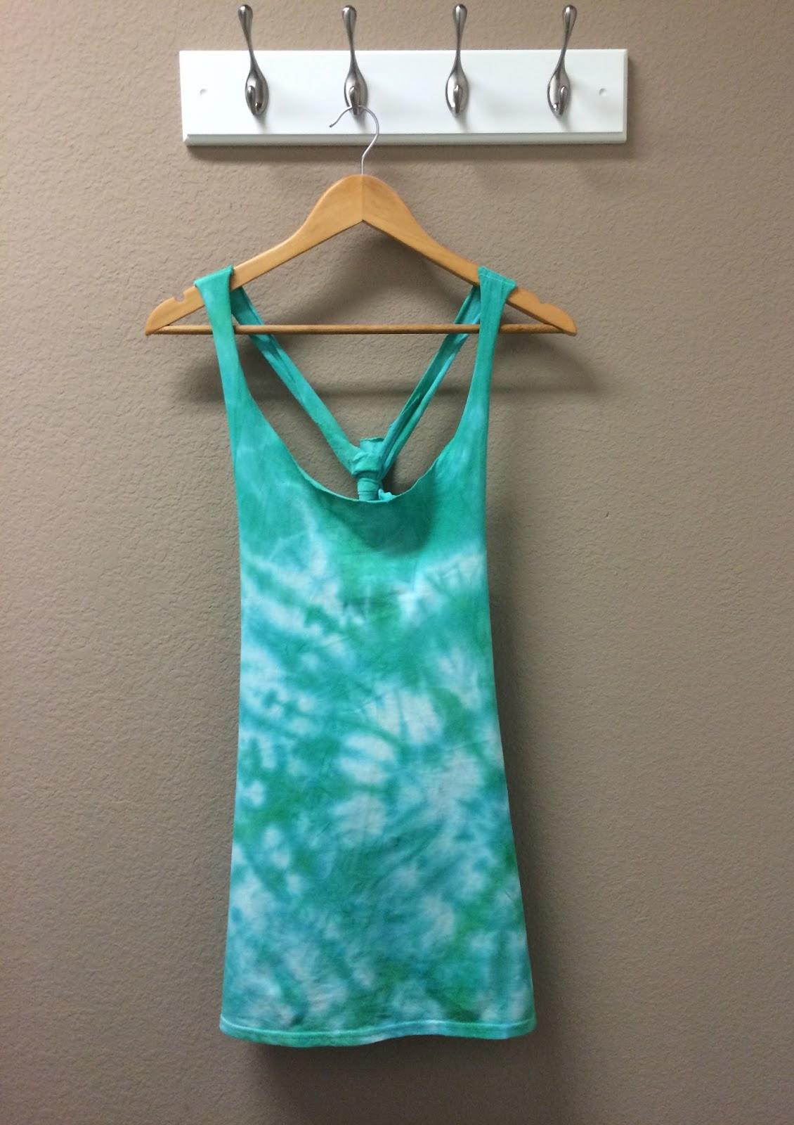 Crafty Texas Girls: Tie Dye \