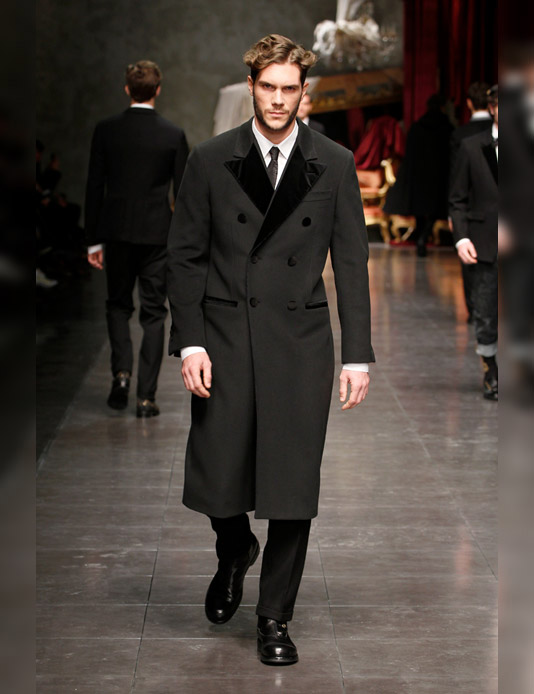 05 Dolce & Gabbana Menswear Fall/Winter 201213!