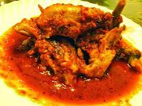 Resep Membuat Ayam Bumbu Rujak Pedas Lezat