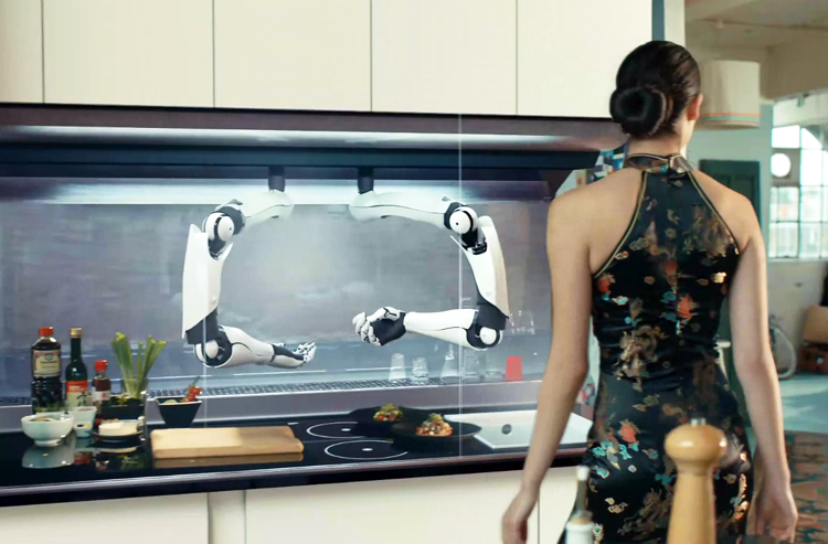 Awesome Robot Che Cucina Da Solo Pictures - Embercreative.us ...