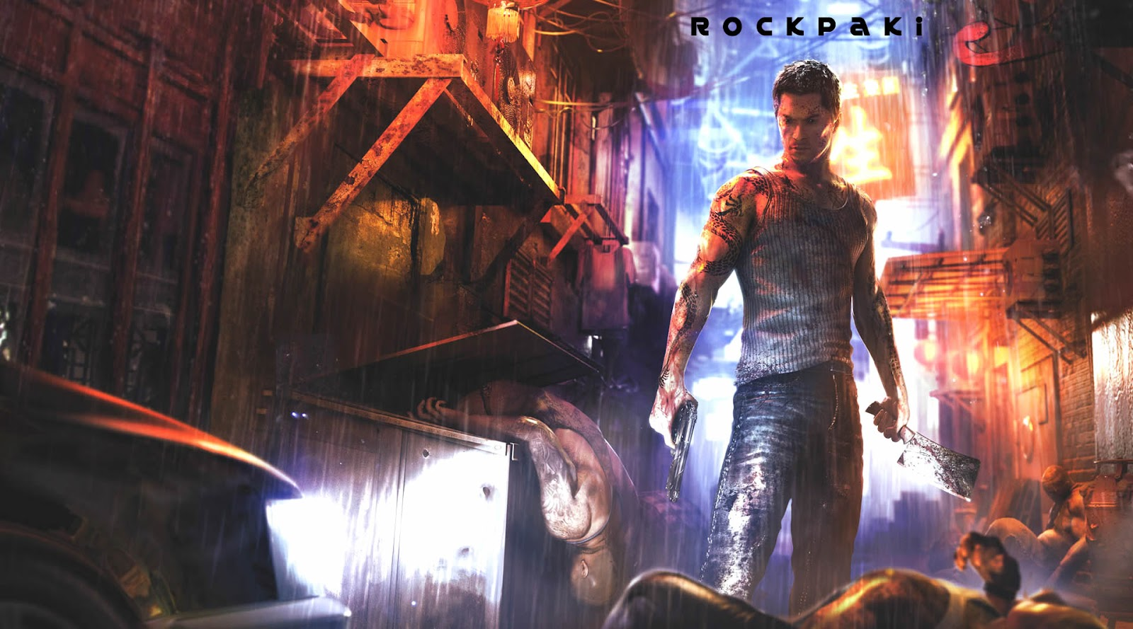 Sleeping Dogs HD & Widescreen Wallpaper 0.023911032519162