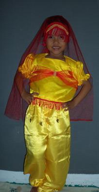 KST-003 Kostum Belly Dance 2