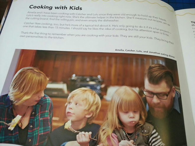 Noodle Kids cooking with kids recipe book review by Jonathon Sawyer